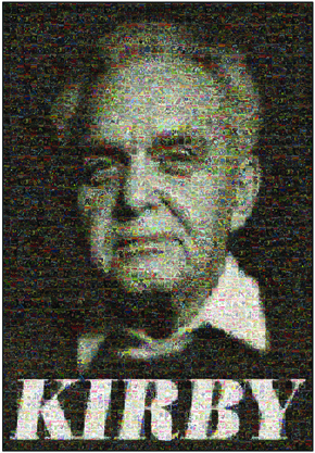 Jack Kirby composite